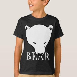 Camisetas del oso del bebé del niño de la camiseta