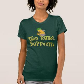 Camisetas del partidario de la patrulla del sapo
