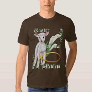 Camisetas del Pascua-Renovación-Renacimiento Camisas