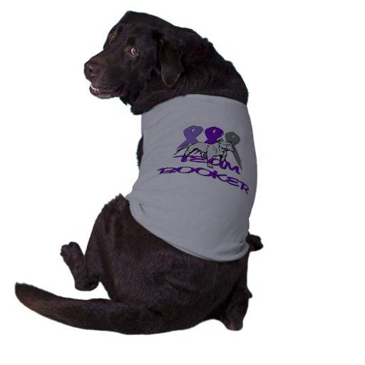 Camisetas del perrito del Booker del equipo Camisetas De Perrito