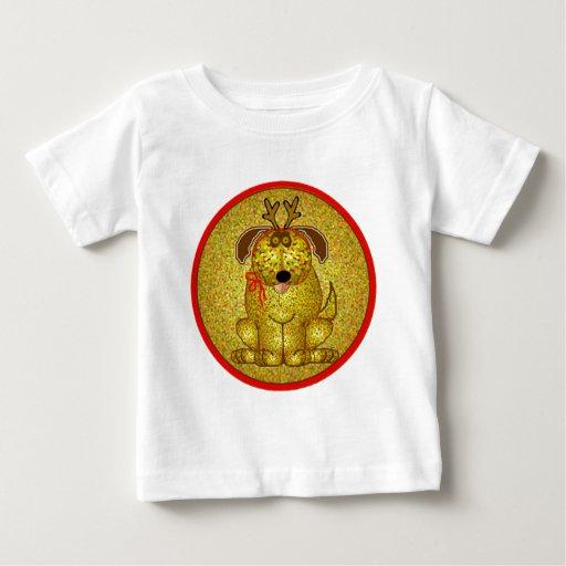 Camisetas del perro del pan de jengibre
