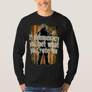 Camisetas del personalizable del poli del alboroto remeras