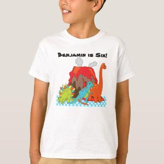 Camisetas del personalizado del cumpleaños del remera