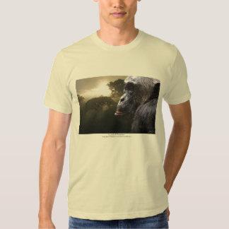Camisetas del poema y del arte de la fauna del playera