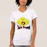 Camisetas del polluelo del top 10
