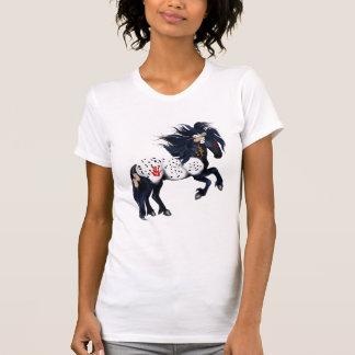 Camisetas del potro de la guerra del Appaloosa