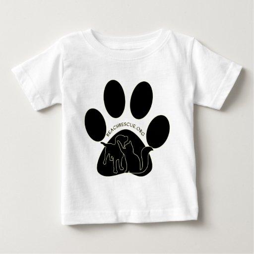 Camisetas del rescate del ALCANCE Camisas