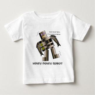 Camisetas del robot del Pokey de Hokey Playera