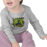 Camisetas del Rollerblade de los niños y regalos