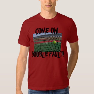 Camisetas del tenis
