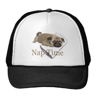 Camisetas del tiempo de la siesta del barro amasad gorras