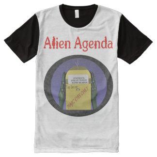 Camisetas del UFO
