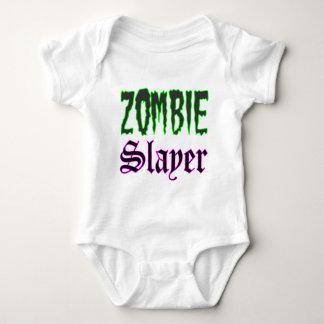 Camisetas del zombi del asesino del zombi