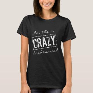 Camisetas divertidas de la dama de honor para el