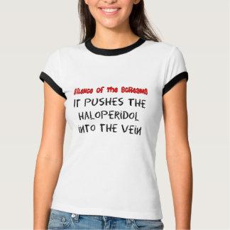 Camisetas divertidas de la parodia de la enfermera remeras