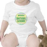 Camisetas divertidas de los niños y regalo