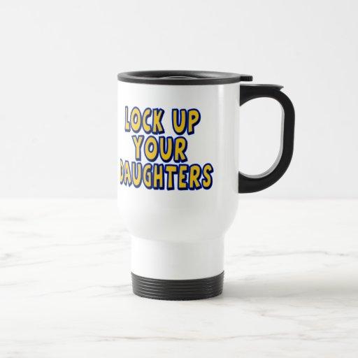Camisetas divertidas de los niños y regalo diverti tazas de café