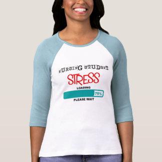 Camisetas divertidas del estudiante del oficio de