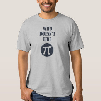 Camisetas divertidas del friki pi remeras