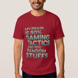 Camisetas divertidas del videojugador de la cita remera