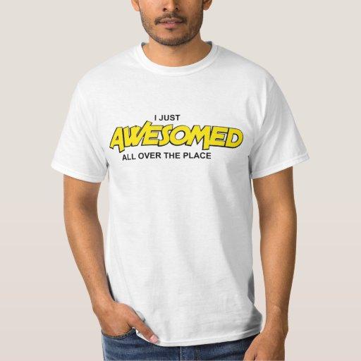 Camisetas divertidas y chistosas de I apenas Playera