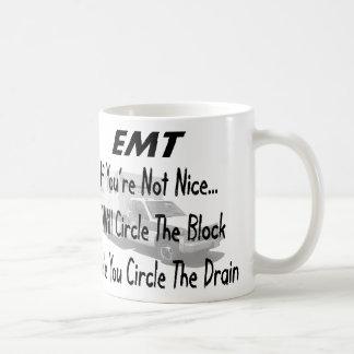 Camisetas divertidas y regalos de EMT Tazas De Café