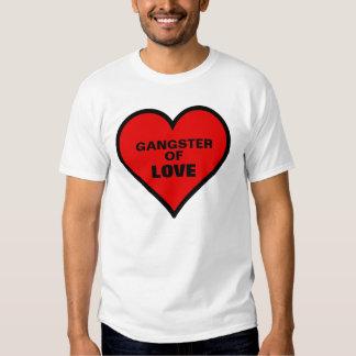 Camisetas divertido del el día de San Valentín Polera