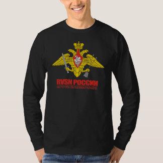 Camisetas estratégico de las tropas del misil del camisas
