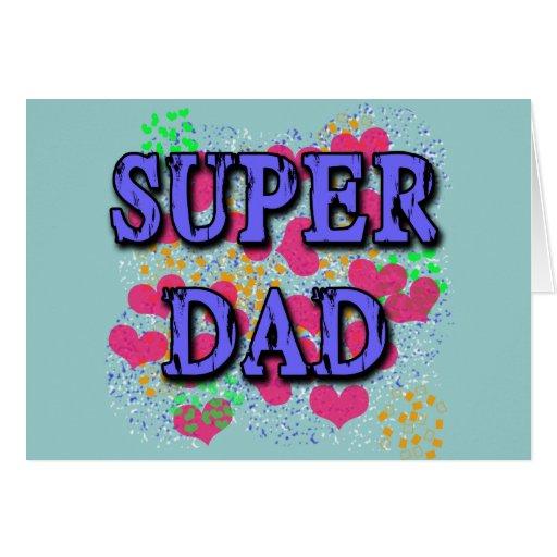 Camisetas estupendas del papá, sudaderas con tarjeta de felicitación