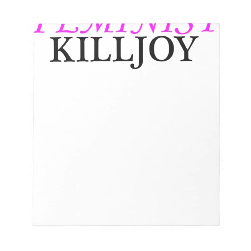 Camisetas feminista D.png del Killjoy Libretas Para Notas