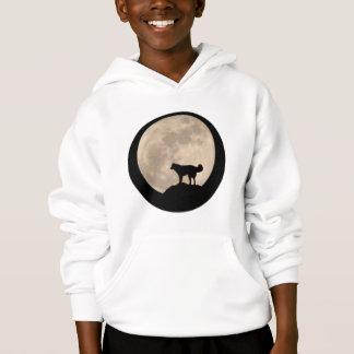 Camisetas fornido del perro del lobo del arte de