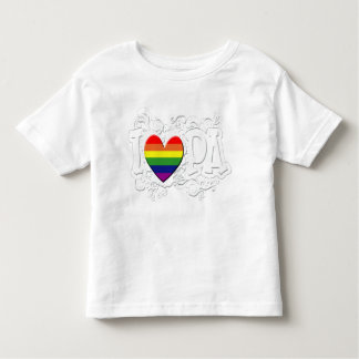 Camisetas GAY para los niños - PA de Luv Playeras