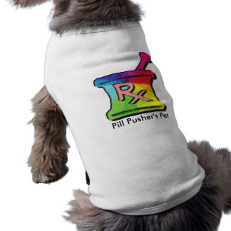 Camisetas gay y regalos del farmacéutico camiseta de perro