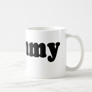 Camisetas genéricas de la MOMIA Taza De Café