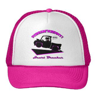 Camisetas, gorras, y ropa del triturador del coraz