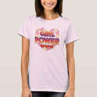 Camisetas gráficas gay - poder del chica