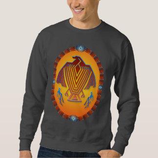 Camisetas grande del óvalo de Thunderbird Jersey
