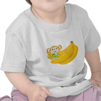 Camisetas grandes del niño del manojo de Mokko