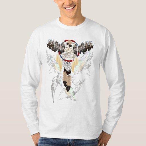 Camisetas ideal del colector y de las plumas camisas
