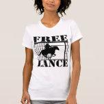 Camisetas independientes