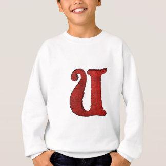 Camisetas indicadas con letras del terciopelo de