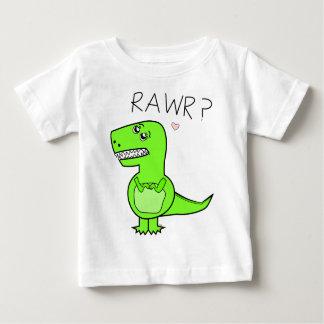 Camisetas infantil de T-Rex Playera
