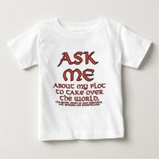Camisetas infantiles y tops del chiste malvado del