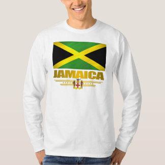 Camisetas jamaicano del orgullo remera
