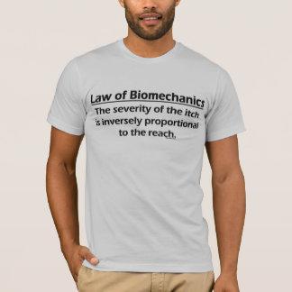 Camisetas ligeras de la biomecánica