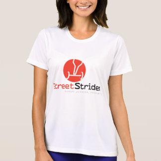 Camisetas ligero para mujer de StreetStrider Playera