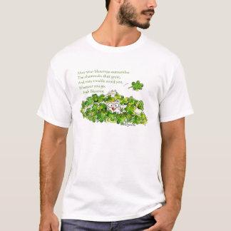Camisetas lindas del día del St. Patricks de la