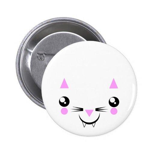 camisetas lindas y más de la cara del gatito de Ka Pin