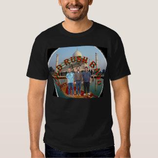 Camisetas mágicas de la alfombra playera