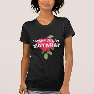 Camisetas menudas de las señoras de Mataray
